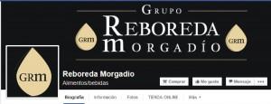 Facebook de Bodegas GRM